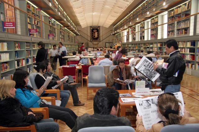 C-LM pierde cuatro bibliotecas entre 2016 y 2018, año en el que registró 561