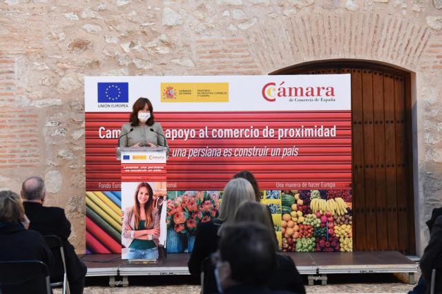 CLM | El Gobierno regional apoya al sector del comercio: