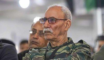 El líder del Frente Polisario renovó su DNI en Talavera