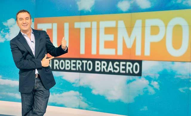 El talaverano Roberto Brasero galardonado con la Antena de Oro
