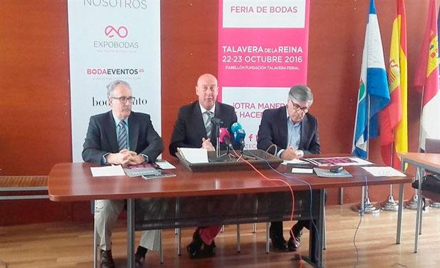 Expobodas reunir� en Talavera a 50 expositores este fin de semana