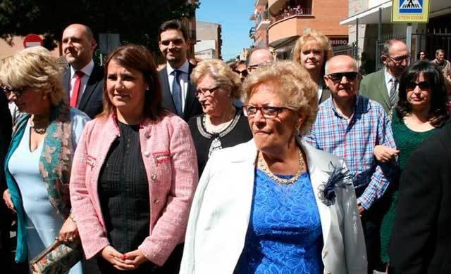 Agustina García pedirá participar en la toma de decisiones sobre el río Tajo