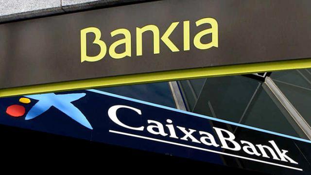 ECONOMÍA | Caixabank y Bankia estudian fusionarse