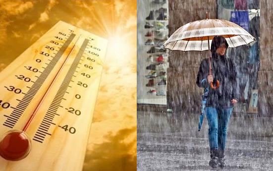 ATENCIÓN | Calor para el fin de semana y bajada de temperatura con lluvias el lunes