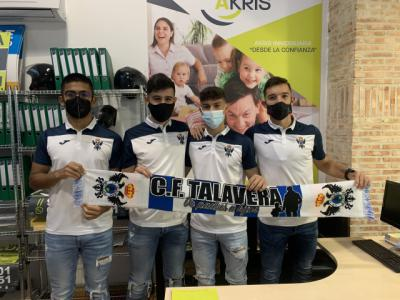 FÚTBOL   Esta es la tercera jornada en el subgrupo del CF Talavera