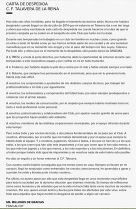 """FÚTBOL   Alcoy y CF Talavera, """"separación"""" incruenta"""