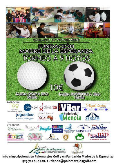 Palomarejos acoge el torneo benéfico a favor de 'Madre de la Esperanza'