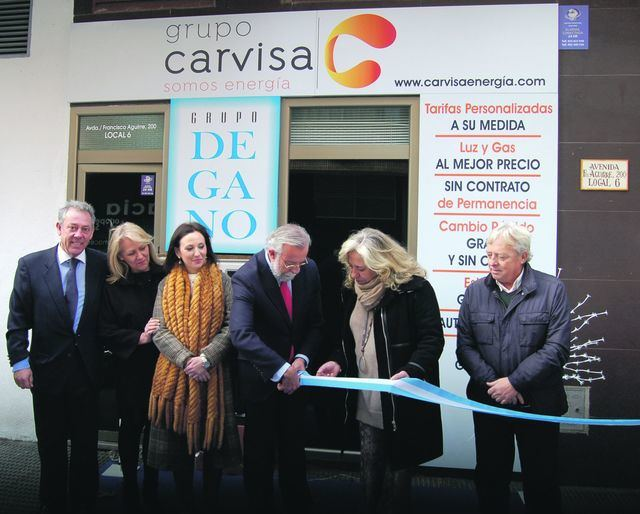 CARVISA inaugura sus nuevas instalaciones en Talavera