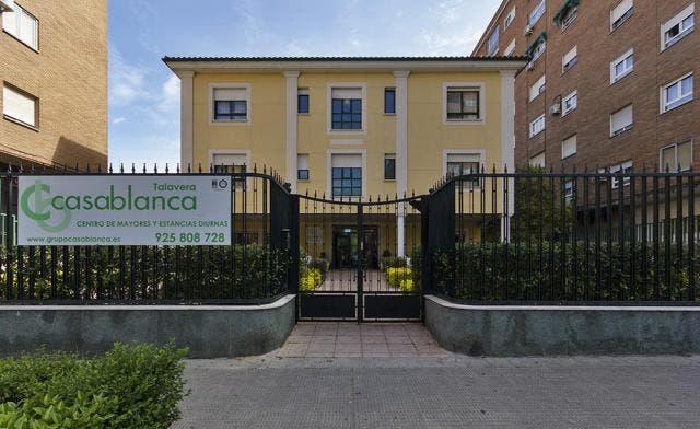 TALAVERA   La residencia 'Casablanca' comenzará el año con la vacuna contra el Covid