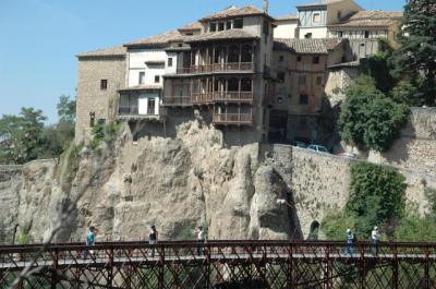 El Ayuntamiento de Cuenca licita hasta el 11 septiembre la gestión del restaurante de las Casas Colgadas
