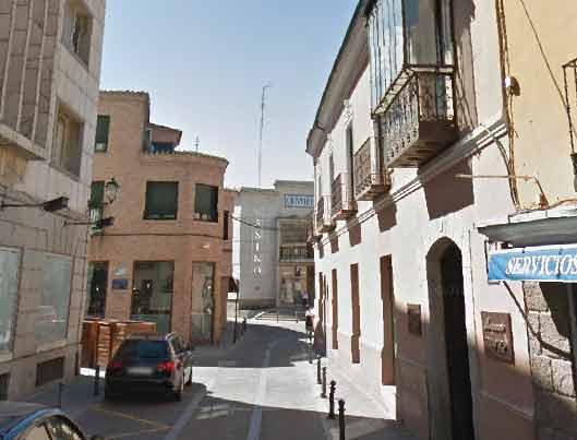 El Casco se queda sin barras en la calle en Navidad