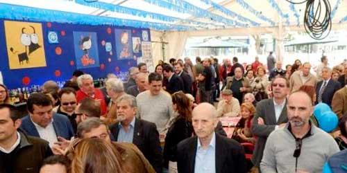 La caseta del PP en las Ferias de Talavera sufri� un robo de m�s de 7.000 � este s�bado