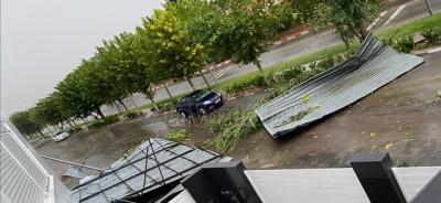 VIDEO Y FOTOS | Cebolla vuelve a sufrir las inclemencias del temporal