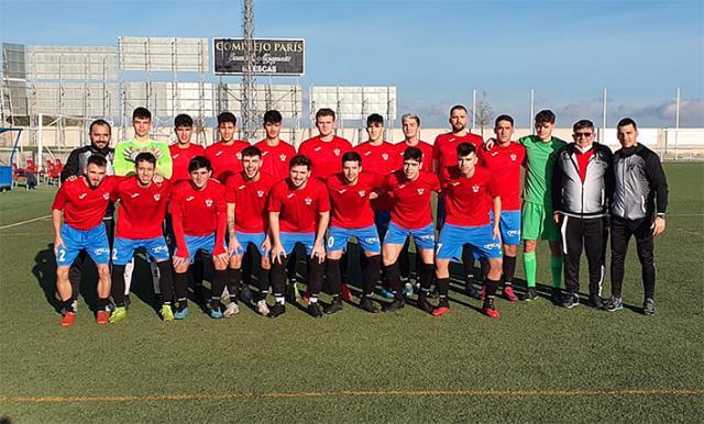 FÚTBOL | El CF Talavera B se impone en Illescas frente al CD QUM