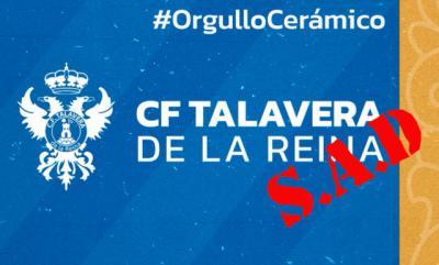 El CF Talavera saca a la venta las primeras acciones como SAD