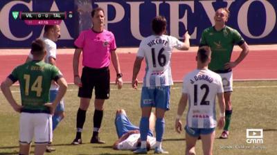 TABLAS AL DESCANSO | Ahora mismo, el CF Talavera es tercero en la clasificación