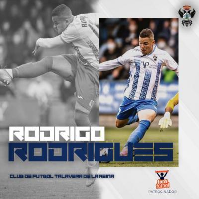 Rodrigo Rodrigues volverá a estar este año en el CF Talavera
