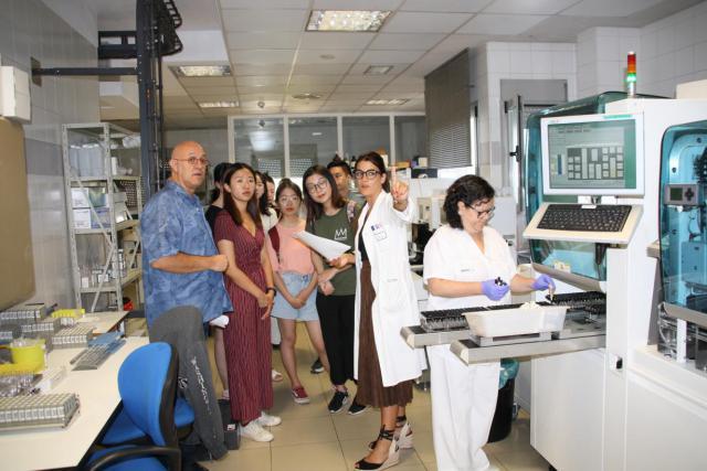 Para ampliar sus conocimientos y conocer el sistema sanitario español