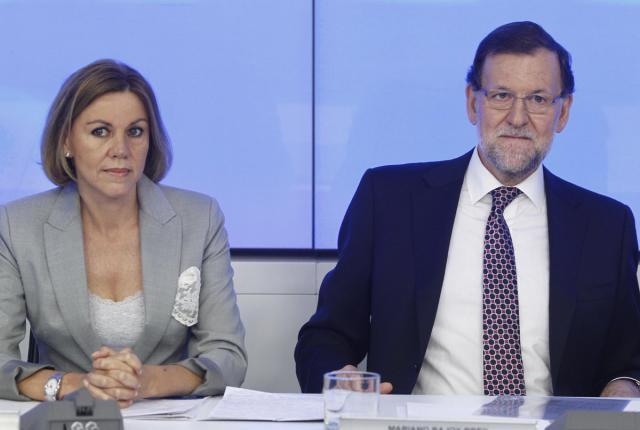 El marido de Cospedal aseguró a Villarejo que Rajoy estaba de acuerdo con las investigaciones