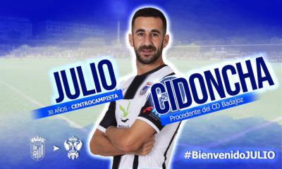 Cidoncha, un experto jugador de medio campo para el CF Talavera