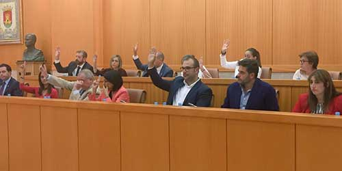 Aprobadas las dos mociones de Ciudadanos Talavera sobre el Centro de Acogida de Animales y el Puente de Castilla-La Mancha
