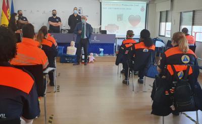 REGIÓN | Curso de formación básico para los nuevos integrantes de Protección Civil