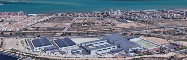 desalinizadora de Torrevieja  (Alicante)