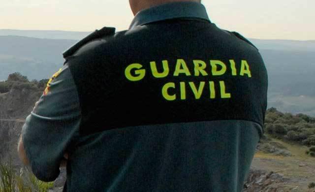 23 meses de cárcel por atentar con un arma contra la Guardia Civil