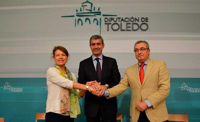 CLM y la Diputación renuevan el convenio de ayudas infantiles