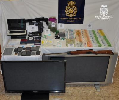 Desarticulado un grupo criminal de 39 personas que blanqueaba capitales y traficaba con drogas