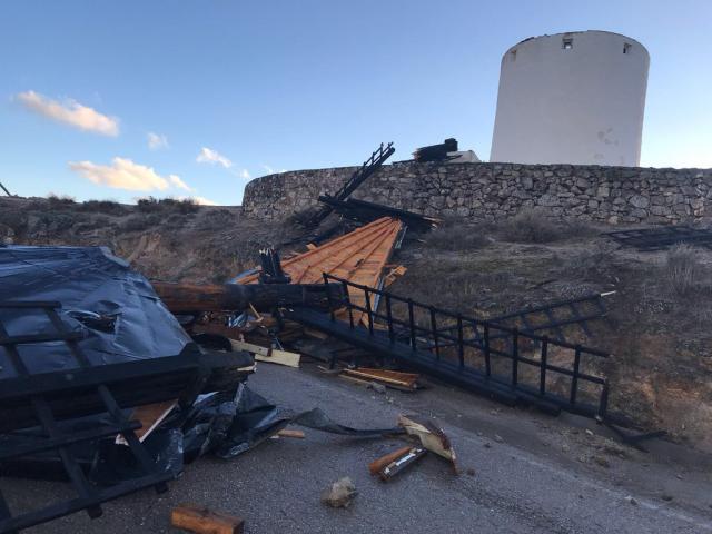 Consuegra pide al Gobierno central la declaración de zona catastrófica