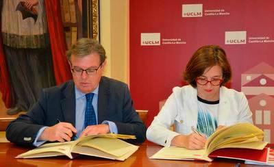 UCLM y ONCE colaborarán para mejorar la igualdad de oportunidades
