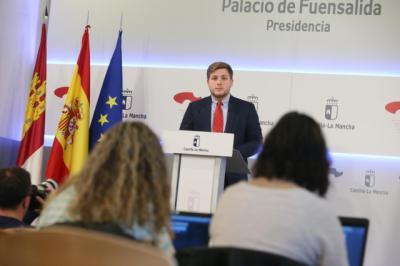 CLM invertirá mas de 30 millones de euros en 20 obras del Plan de Infraestructuras Educativas