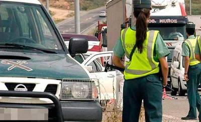 Detienen a 3 personas por tenencia ilícita de armas y dañar un vehículo policial