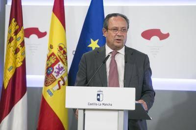 CLM aprueba el límite de gasto no financiero para 2018, que asciende a 6.159 millones