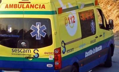 Un fallecido y un herido grave tras le choque frontal de dos camiones