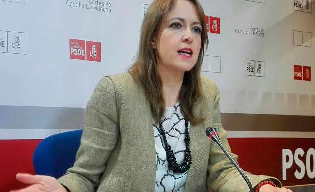 Cristina Maestre del PSOE CLM: