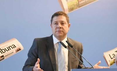 Page anuncia accciones en materia hidráulica, 'Europa nos dará la razón'