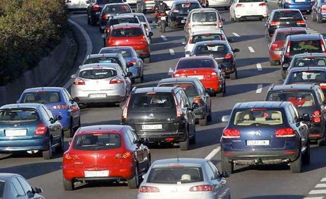 La DGT espera 1,2 millones desplazamientos por CLM desde este miércoles por el puente del Pilar