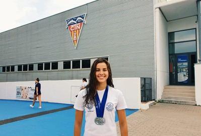 Actuación destacada del Club Natación AQÜIS en los Campeonatos de España