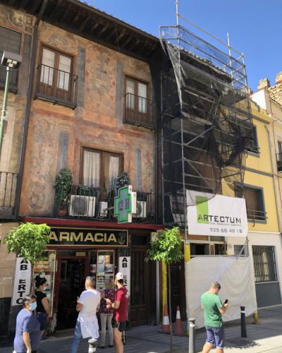 FOTOS | Descubren un tesoro oculto de la historia de Talavera