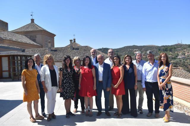 Constituido el nuevo Consejo de CMM que presidirá José Francisco Rivas