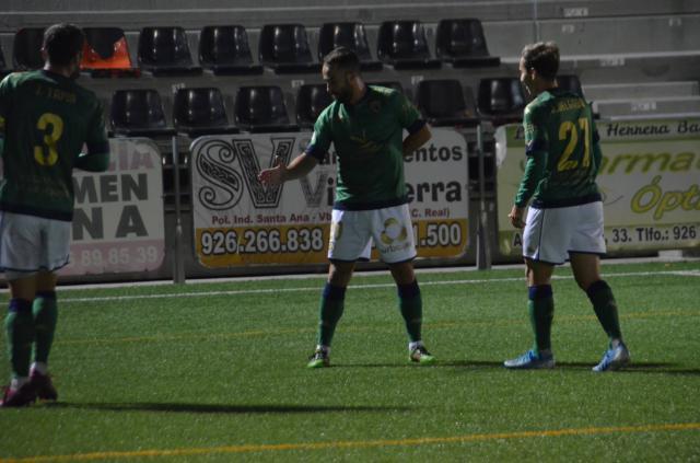 FÚTBOL | Dolorosa derrota del Villarrubia