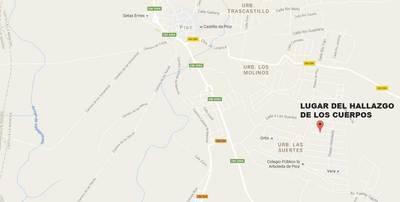La Guardia Civil encuentra los cuerpos de cuatro personas descuartizadas en un chalet de un pueblo en Guadalajara