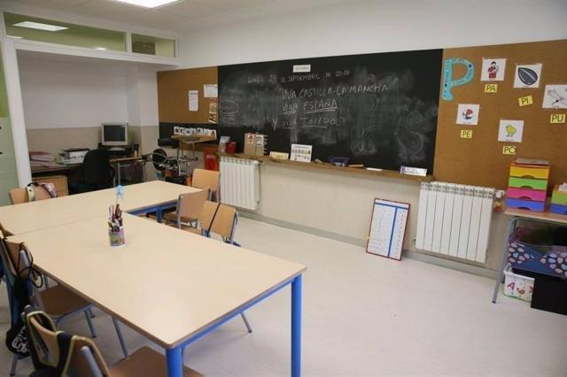 CLM   69 aulas confinadas por coronavirus