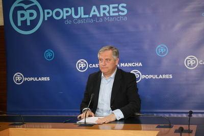 PP CLM advierte de que el PSOE