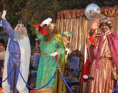 Toda la programación de Navidad y Reyes en Talavera