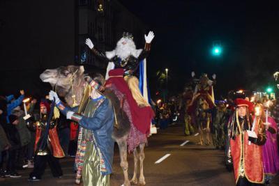 Buen tiempo para disfrutar de las cabalgatas de los Reyes Magos en toda España