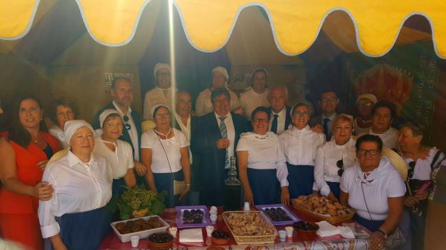 La XIV Feria Medieval del Vino de Montearagón vuelve a batir su récord de bodegas asistentes