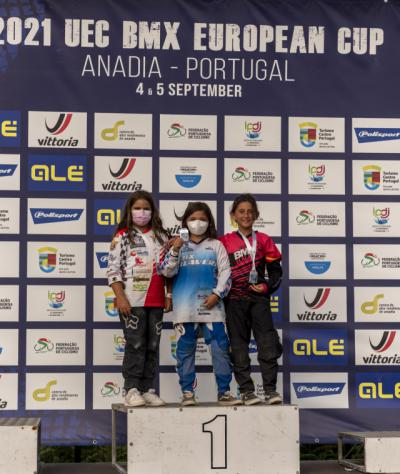 Buenos resultados para Los Pinos y BMX Talavera en el Campeonato de Europa